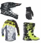 MX Gear. Helmet, Jersey, Gloves and Boots.