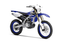 Rent a Yamaha WR250F